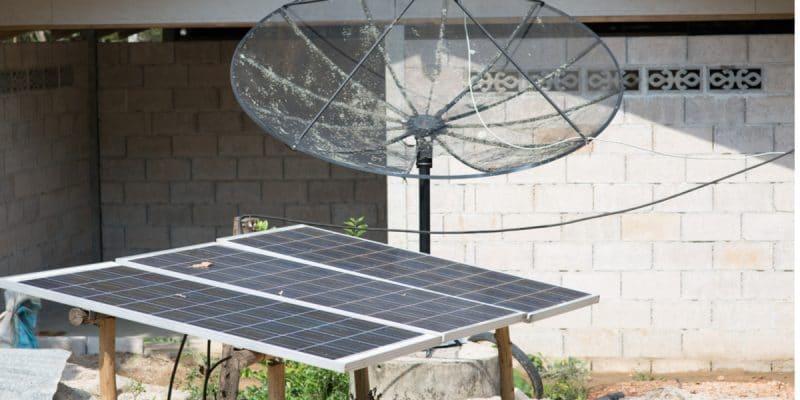 CAMEROUN : la Chine utilise l'énergie solaire pour promouvoir la TV en zone rurale©Gee363Shutterstock