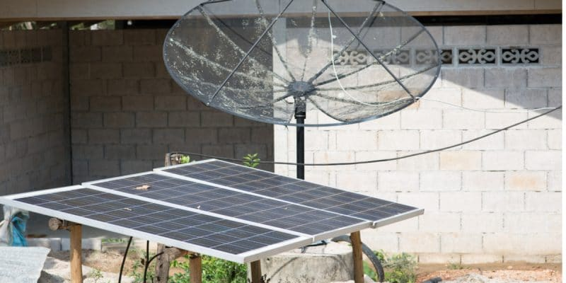 CAMEROON: China uses solar energy to promote TV in rural areas©Gee363Shutterstock