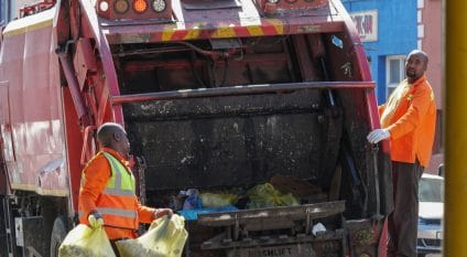 GABON: Prospect of a levy on household waste is becoming clearer ©Roxane 134/Shutterstock