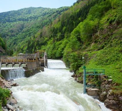 GHANA: BPA commissions a mini hydroelectric power plant in Hohoe©Jen Watson/Shutterstock
