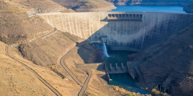 LESOTHO: Government launches construction project for Polihali dam©Fabian Plock/Shutterstock