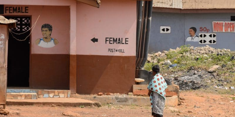 GHANA: GRIPE and BRRI use plastics waste to design toilets© Anton_Ivanov/Shutterstock