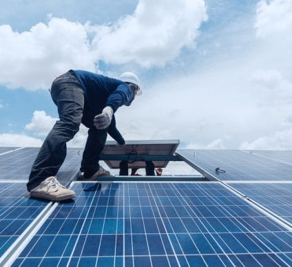 AFRICA: Shell and Sumitomo invest in PowerGen, a mini-grid supplier©only_kim/Shutterstock