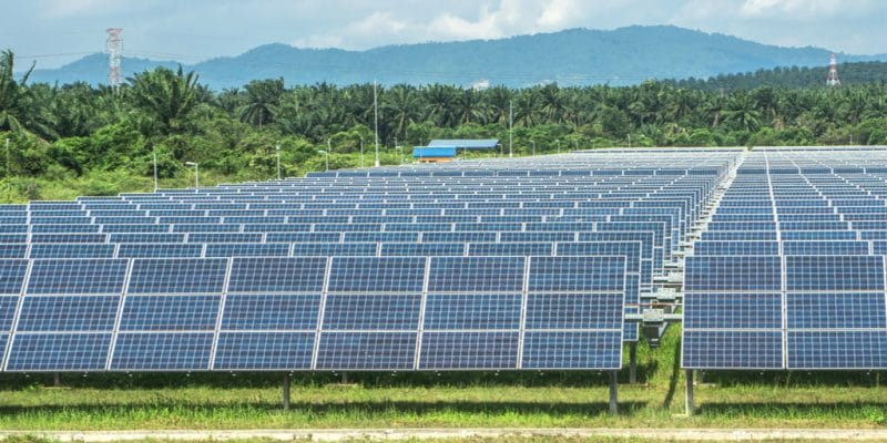 SEYCHELLES : la centrale solaire de Romainville sera mise en service en janvier 2020©abdul hafiz ab hamid/Shutterstock