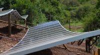 KENYA : Meeco construit une mini-centrale solaire de 54 kWc pour Cottar's 1920 Camp©Meeco