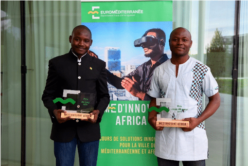 AFRICA: Med'Innovant Africa rewards two eco-solutions in Cameroon and Senegal©Benjamin Mampuya