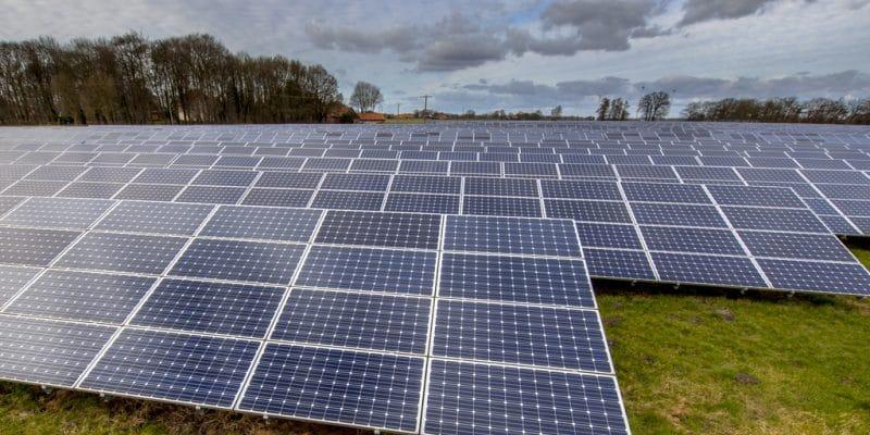 ÉGYPTE : China Gezhouba Group va construire 500 MW de centrales solaires©Rudmer Zwerver/Shutterstock
