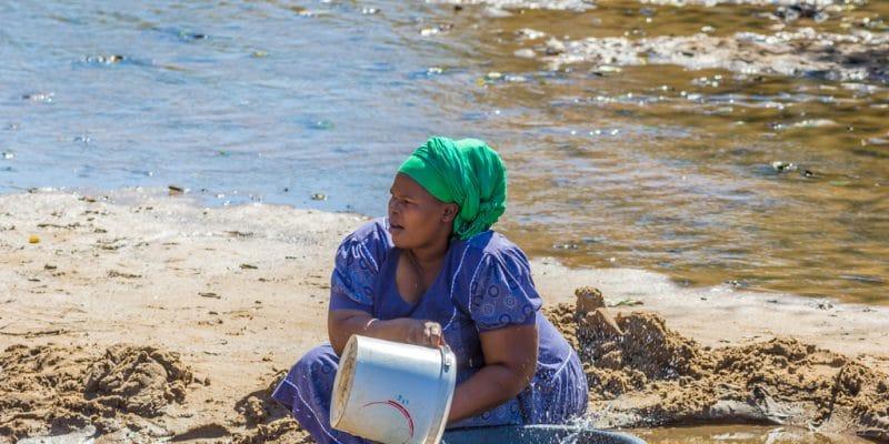 AFRIQUE DU SUD : le gouvernement va investir 61 Md $ pour l'eau potable sur 10 ans©Benny Marty/Shutterstock