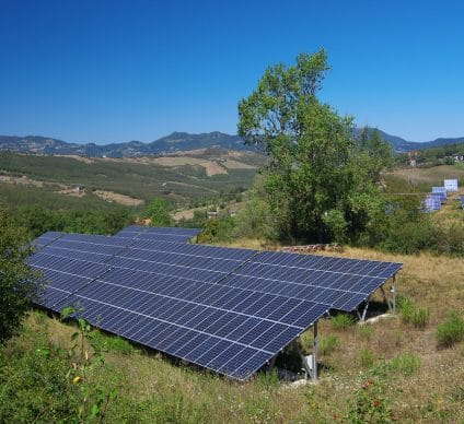 NIGERIA: PowerGen connects solar mini-grid to storage system in Rokota©Alessandro Zappalorto/Shutterstock