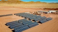 NIGER : Vergnet, Sterling and Wilson et SNS construiront la centrale hybride d'Agadez ©Estebra/Shutterstock