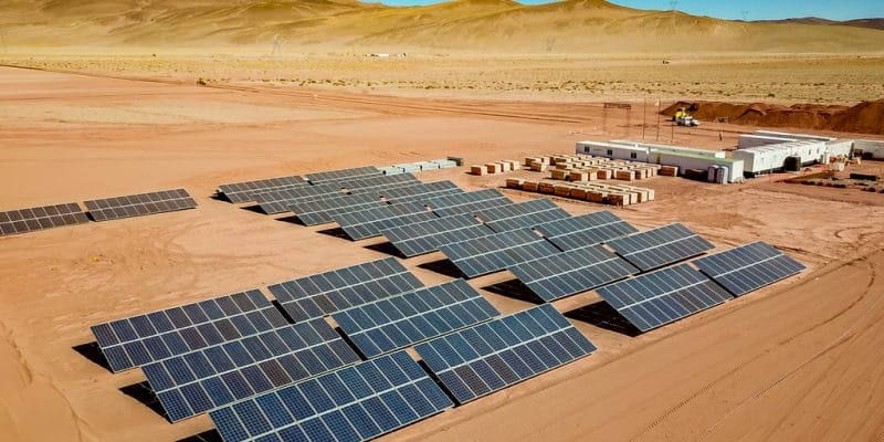 NIGER : Vergnet, Sterling and Wilson et SNS construiront la centrale hybride d'Agadez Estebra/Shutterstock