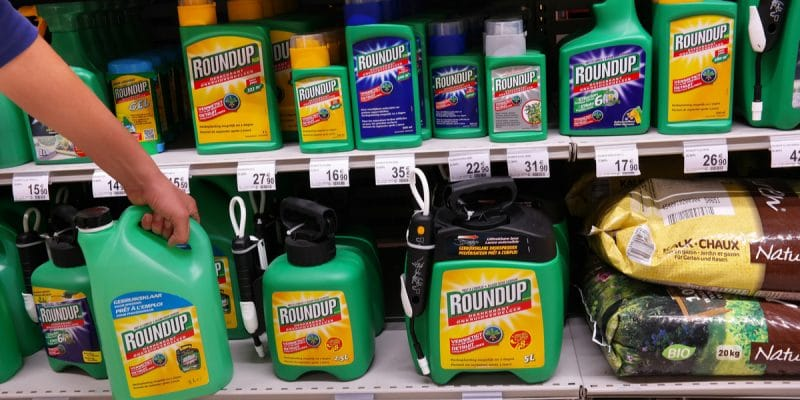 AFRIQUE DE L'OUEST : le sentiment «anti-glyphosate» se généralise©defotobergShutterstock
