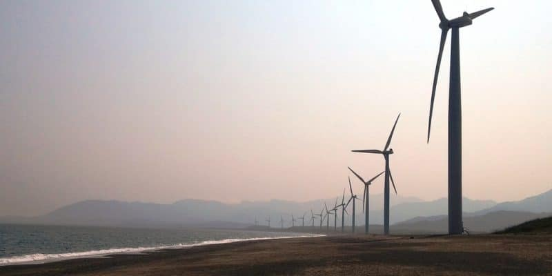NAMIBIA: Government gives land for 44 MW Diaz Wind Farm ©Onfire Janice/Shutterstock