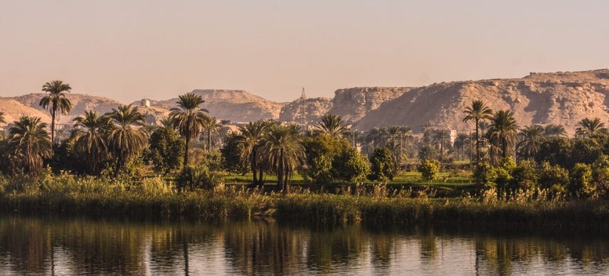 EGYPT: Government wants to build small power plants in the Nile Delta©Annik Susemihl/Shutterstock