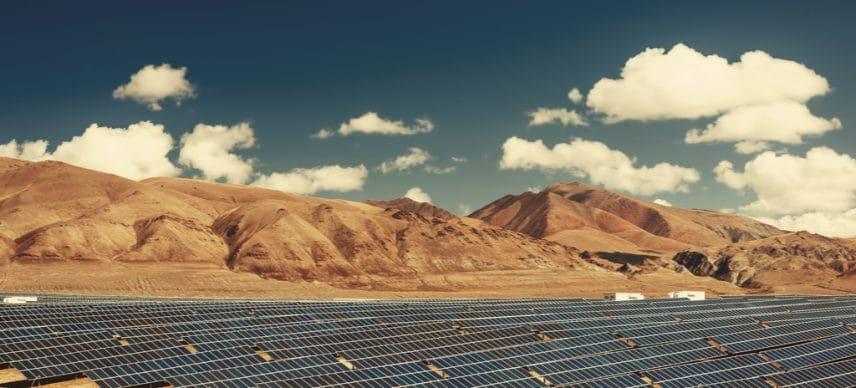 ÉGYPTE : Infinity et Masdar s'allient dans les énergies renouvelables en Afrique©AnnaTamila/Shutterstock