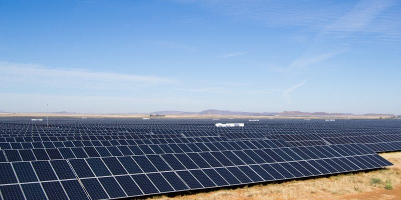 BURUNDI: Construction work on the Mubuga solar power plant resumes©Douw de JagerShutterstock