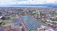 DRC: Nuru connects 1.3 MW solar off-grid hybrid in Goma©Nuru