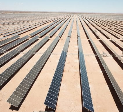 SOUTH AFRICA: Scatec Solar connects Sirius 86 MWp solar power plant©Scatec Solar
