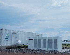 RDC : Nuru connecte un off-grid solaire hybride de 1,3 MW dans la ville de Goma©Nuru