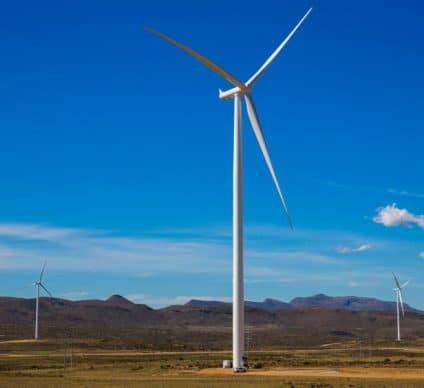 SENEGAL: Government inaugurates first phase of Taïbe Ndiaye wind farm ©Gilles Paire/Shutterstock