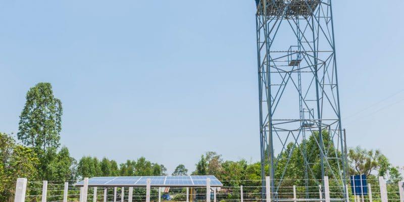 TANZANIE : Makang'wa se dote d'une adduction d'eau fonctionnant à l'énergie solaire©Weerapong Worranam deShutterstock