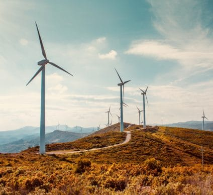 DJIBOUTI: Ghoubet wind project (60 MW) enters construction phase©Space-kraft/Shutterstock