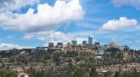 RWANDA : le projet de ville verte de Kigali reçoit une subvention de 9,6 M€ de la KfW©Space-kraft/Shutterstock