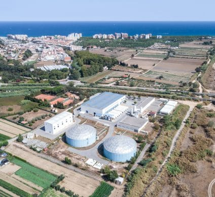 MOROCCO: A desalination plant for water supply in Greater Agadir©Paisajes Verticales/Shutterstock