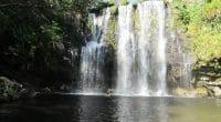 LIBERIA: AfDB finances Gbedin waterfalls hydropower project©Richard J Roberts/Shutterstock
