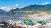 ZAMBIE : CCEC arrête les travaux sur le site du barrage Kafulafuta ©Zyphyrus/Shutterstock