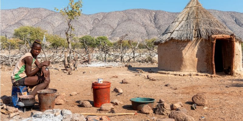 NAMIBIE : comment la sécheresse prive près de 350000 personnes de nourriture©marcobriviodeShutterstock