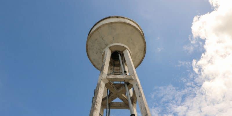 COTE D'IVOIRE : un nouveau château d'eau mis en service à Aropka©chattrakarndeShutterstock