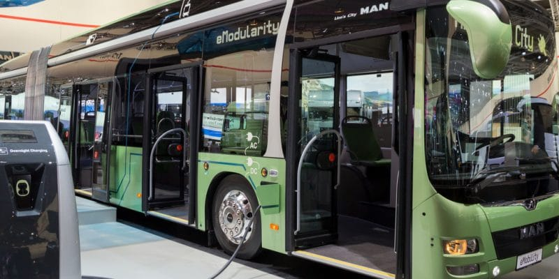 EGYPT: Mwsalat Misr inaugurates second electric bus service in Cairo©VanderWolf Images/Shutterstock