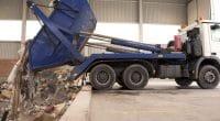AFRIQUE DU SUD : un site d'élimination des déchets est en construction à Mossel Bay©Stastny_Paveldeshutterstock