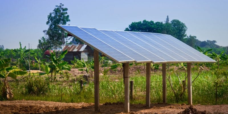 TOGO: Government electrifies 50 villages thanks to solar energy with BOAD support©krithnarong Raknagn/Shutterstock