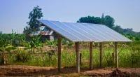 TOGO : soutenu par la BOAD, le gouvernement électrifie 50 villages grâce au solaire©krithnarong Raknagn/Shutterstock