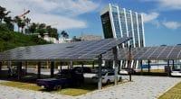 SEYCHELLES : la présidence se dote d'une petite centrale solaire de 90 kWc©seo byeong gon/Shutterstock