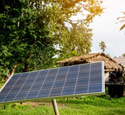 TOGO: Fenix, Solergie and Moon join Cizo project to electrify villages©Theeraphong/Shutterstock