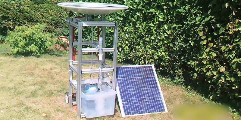 ZAMBIA: Saurea's solar engine will pump water for irrigation for 20 years©Saurea/Shutterstock