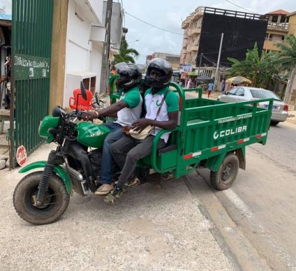 COTE D'IVOIRE: GreenTec invests in recycling specialist startup Coliba©Coliba