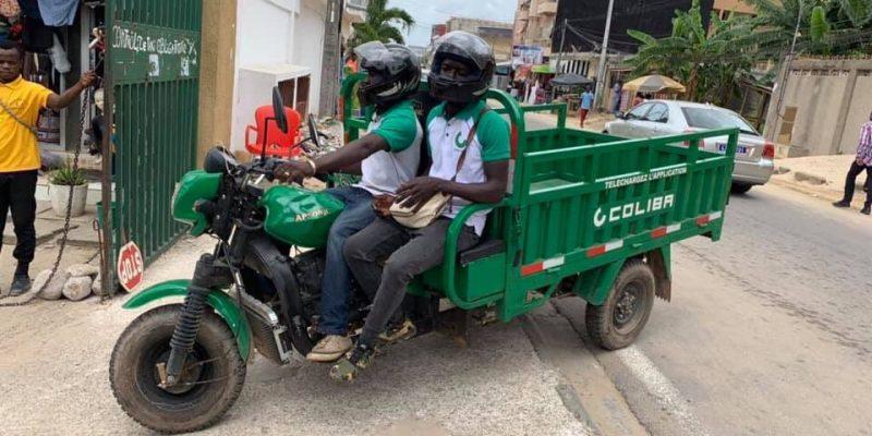 COTE D'IVOIRE : GreenTec investit dans la startup Coliba, spécialiste du recyclage©Coliba