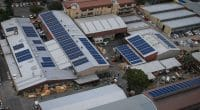 SOUTH AFRICA: Multotec builds solar power plant for its Spartan plant©Multotec