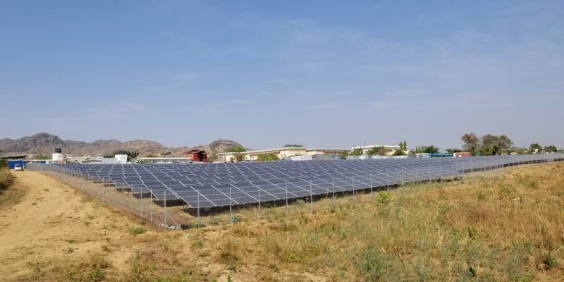 SOUTHERN SUDAN: Scatec Solar connects hybrid off grid for UNIMISS in Juba©Scatec Solar