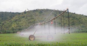 RWANDA: Howard Buffet launches solar-powered irrigation system in Nasho