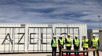 MOROCCO: Azelio installs storage system in Noor's solar complex©Azelio
