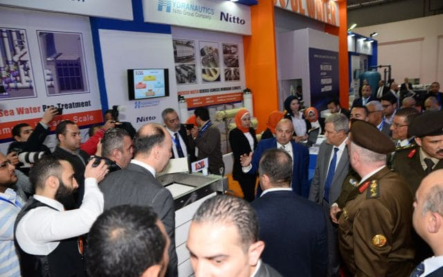 Watrex Expo 2020: Water professionals will converge in Cairo on 22 March©Watrex Expo