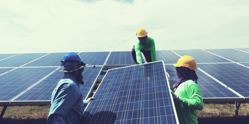 TOGO: EG is recruiting professionals to lead its training courses on solar kits©only_kimShutterstock