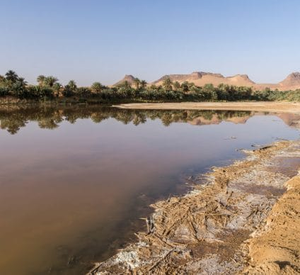 EGYPT: Country could face freshwater shortages by 2025© Torsten Pursche/Shutterstock