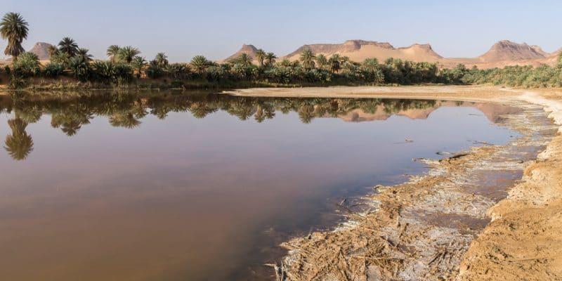 ÉGYPTE : le pays pourrait connaître une pénurie d'eau douce d'ici à 2025© Torsten Pursche/Shutterstock