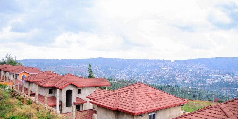 RWANDA : le gouvernement installera un million de m2 de toits réfrigérants d'ici 2021©